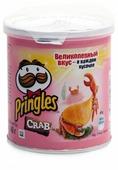 Чипсы Pringles картофельные Crab