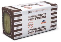 Стекловата URSA Terra 34 PN Шумозащита 1000x610х50мм 10 шт