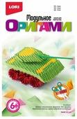 """LORI Мб-029 Модульное оригами """"Танк"""""""