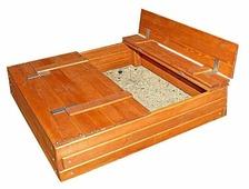 Песочница Росинка Ладушки (00000002644)