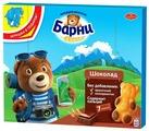 Пирожное Медвежонок Барни с шоколадом