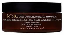 Amazon Series Jojoba Кератиновая увлажняющая маска для волос