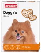Добавка в корм Beaphar Doggy's Biotin