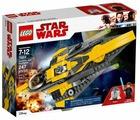 Конструктор LEGO Star Wars 75214 Звёздный истребитель Энакина