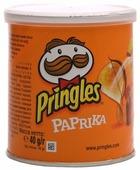 Чипсы Pringles картофельные Paprika