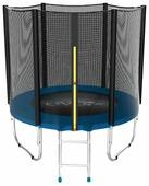 Каркасный батут EVO Jump 6FT External 183х183х210 см