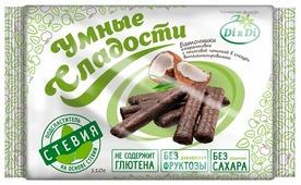 Батончик Умные сладости амарантовый с кокосовой начинкой, 110 г