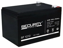 Security Force Аккумулятор 12V/12Ah