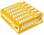 Леденцы Halls Мёд и лимон 12 шт.