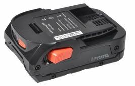 Аккумуляторный блок Pitatel TSB-218-AE(G)18B-20L 18 В 2 А·ч