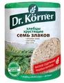 Хлебцы мультизлаковые Dr. Korner семь злаков 100 г
