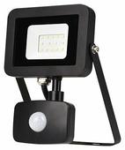 Прожектор светодиодный с датчиком движения 20 Вт ЭРА LPR-20-6500К-М-SEN SMD Eco Slim