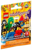 Конструктор LEGO Collectable Minifigures 71021 Серия 18
