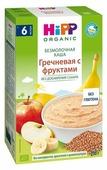Каша HiPP безмолочная гречневая с фруктами (с 6 месяцев) 250 г