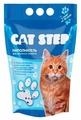 Впитывающий наполнитель Cat Step Cиликагелевый 3.8 л