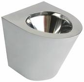 Чаша унитаза напольная Nofer 13012.S с горизонтальным выпуском