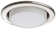 Встраиваемый светильник Lightstar Tensio 212114, хром