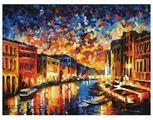 "Белоснежка Картина по номерам ""Гранд-Канал Венеция"" 30х40 см (3024-CS)"