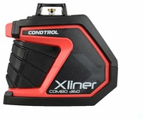 Лазерный уровень Condtrol XLiner Combo 360