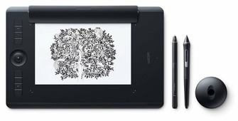 Графический планшет WACOM Intuos Pro Medium Paper Edition (PTH-660P)