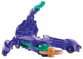 Интерактивная игрушка трансформер РОСМЭН Дикие Скричеры. Линейка 1. Стингшифт (34819)
