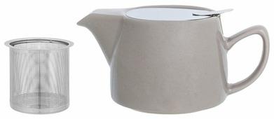 Elan gallery Заварочный чайник с металлической крышкой и ситом 450 мл