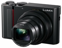 Фотоаппарат Panasonic Lumix DC-TZ200 Black