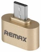 Переходник Remax USB 2.0 - microUSB (RA-OTG)