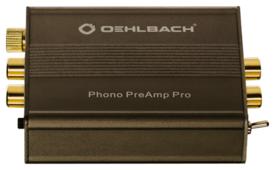 Фонокорректор Oehlbach Phono PreAmp Pro