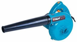 Электрический садовый пылесос Bort BSS-550-R 0.55 кВт