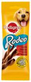 Лакомство для собак Pedigree Rodeo мясные косички