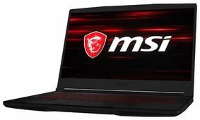 Ноутбук MSI GF63 8RC