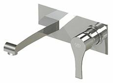 Однорычажный смеситель для ванны GPD ATROS MDA 65