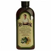 Рецепты бабушки Агафьи шампунь На основе мыльного корня Мед и липа для всех типов волос