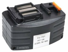 Аккумуляторный блок Pitatel TSB-003-FES12B-30M 12 В 3 А·ч