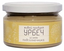 Живой Продукт Урбеч натуральная паста из семян подсолнечника