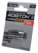 Батарейка ROBITON Lithium Winner FR03/AAA
