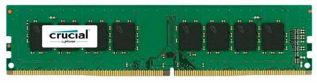 Оперативная память 4 ГБ 1 шт. Crucial CT4G4DFS8266