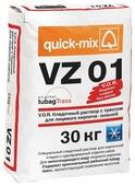 Строительная смесь quick-mix VZ 01 Зимний