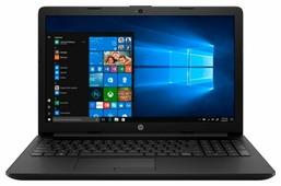 "Ноутбук HP 15-da0144ur (Intel Core i5 8250U 1600 MHz/15.6""/1920x1080/4GB/1016GB HDD+Optane/DVD нет/NVIDIA GeForce MX110/Wi-Fi/Bluetooth/Windows 10 Home)"