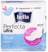 Bella прокладки Perfecta ultra blue