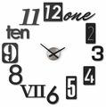Часы настенные кварцевые Umbra Numbra 118430-040