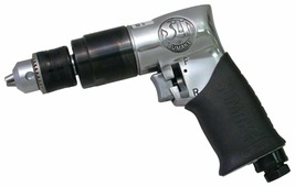 Дрель пневматическая SUMAKE ST-4431 10мм реверс 1800об/мин патрон 10мм 480Вт