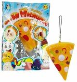 Игрушка-мялка 1 TOY Пицца Т12401