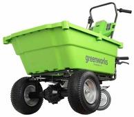 Тележка greenworks G40GCK4