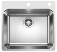 Врезная кухонная мойка Blanco Supra 500-IF/A