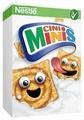 Готовый завтрак Cini Minis безбашенные квадры с корицей, коробка
