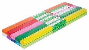 Цветная бумага крепированная Greenwich Line, 50х250 см, 10 л., 10 цв.