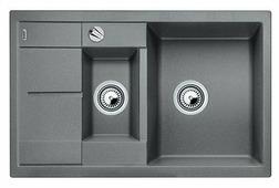 Врезная кухонная мойка Blanco Metra 6S Compact 78х50см искусственный гранит