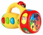 Интерактивная развивающая игрушка Умка Фонарик-проектор